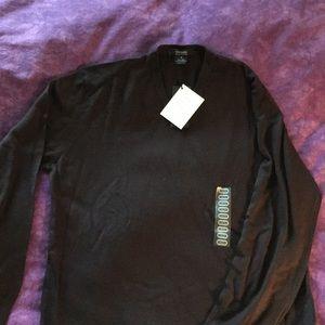 Men's new merino wool sweater